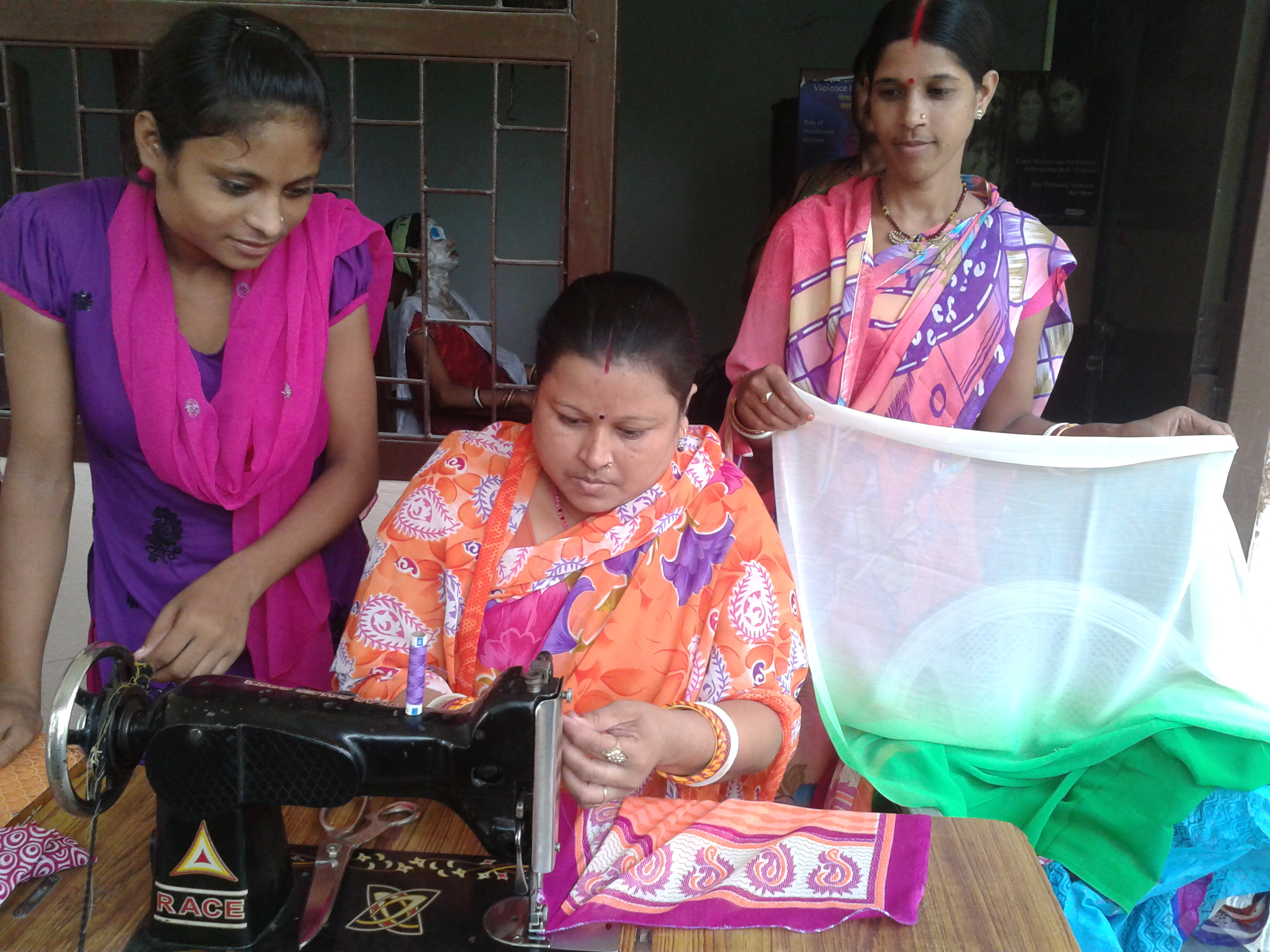 Vocational Training for Poor Women: Muzaffarpur, Bihar