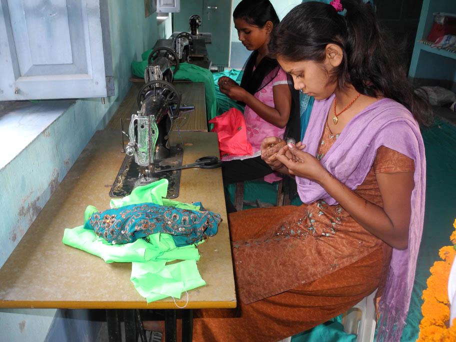 Training Women for Marketable Skills