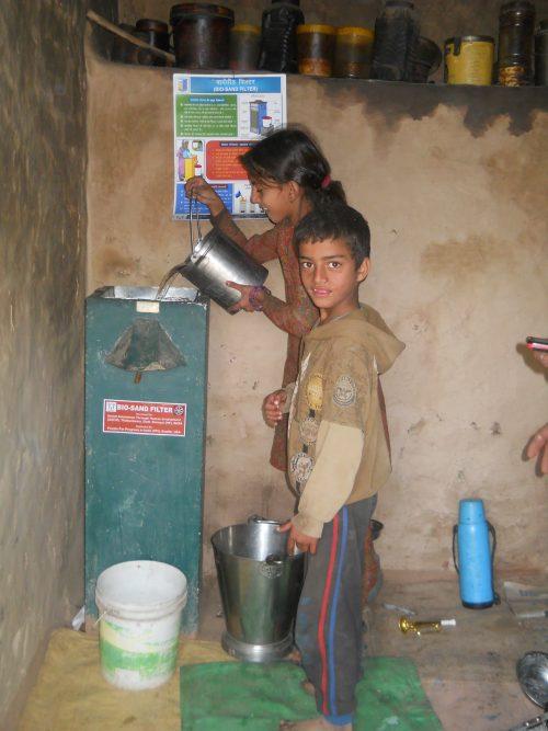 Clean Water (SATHI)